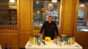 Atelier cocktails - Prestacocktails - Barman à domicile - Nantes - Evénementiel - Organisation de soirées
