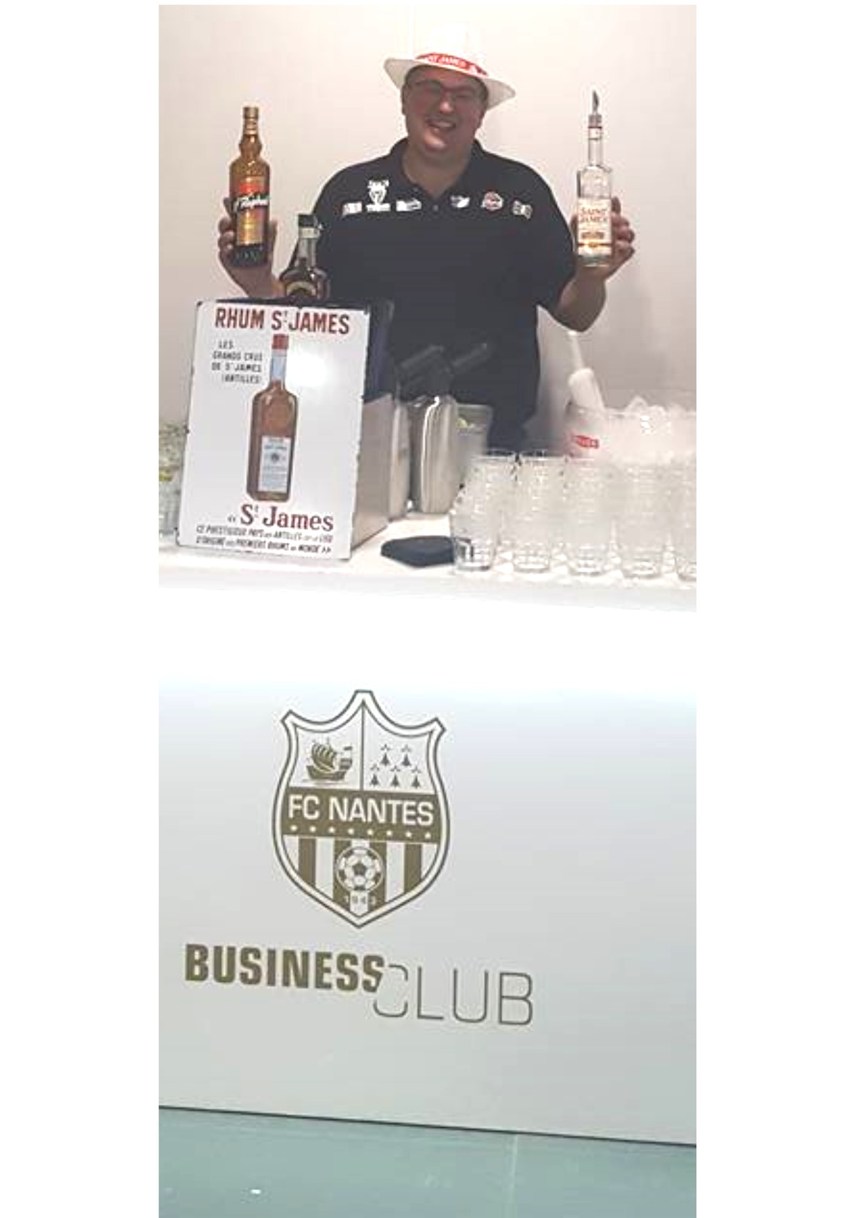 MON BAR A COCKTAILS AU FC NANTES